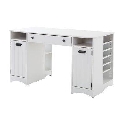 South Shore Furniture 7260727 Artwork Storage Craft Table