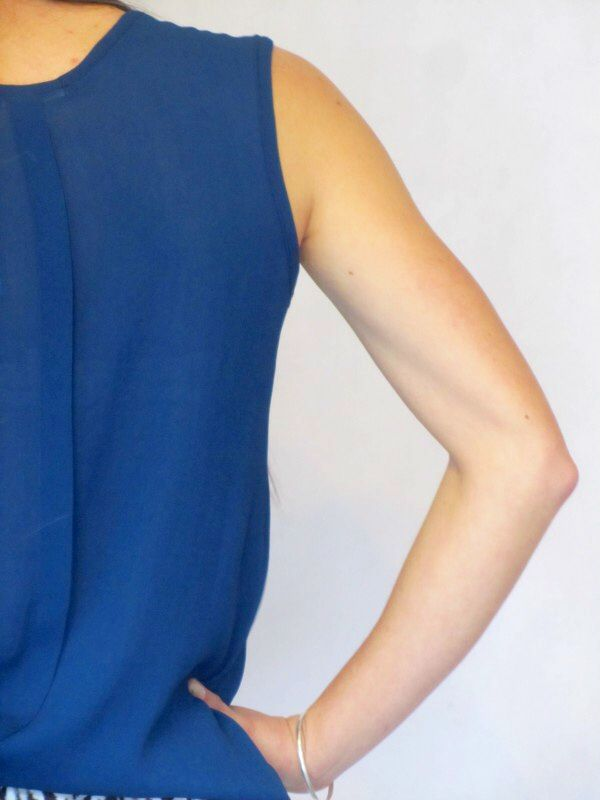 Keeper Top - Blue  An awesome singlet, camisole, a great go-to wardrobe must have!  Made in New Zealand