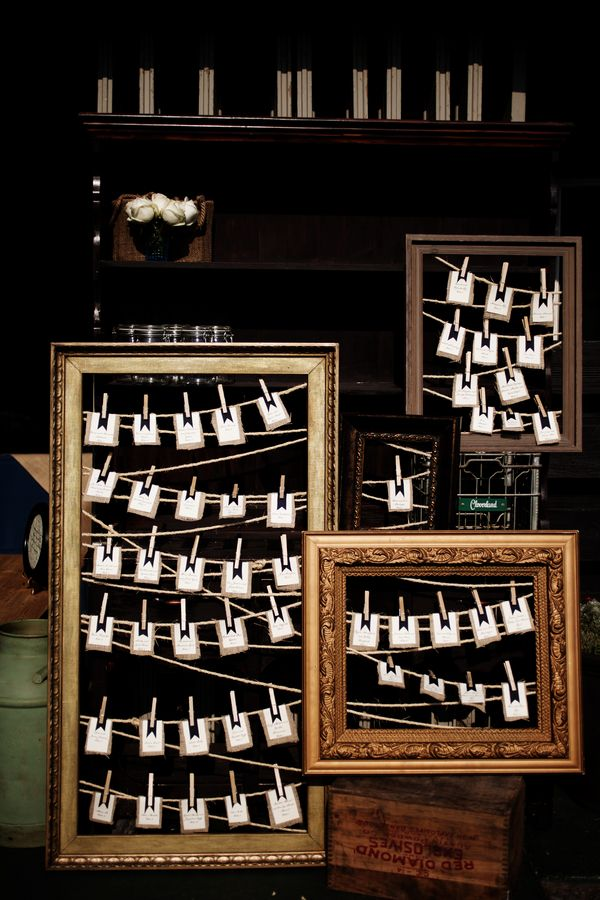 Place Card Display Picture Frame Place Card Display 275x412 Virginia Weddin