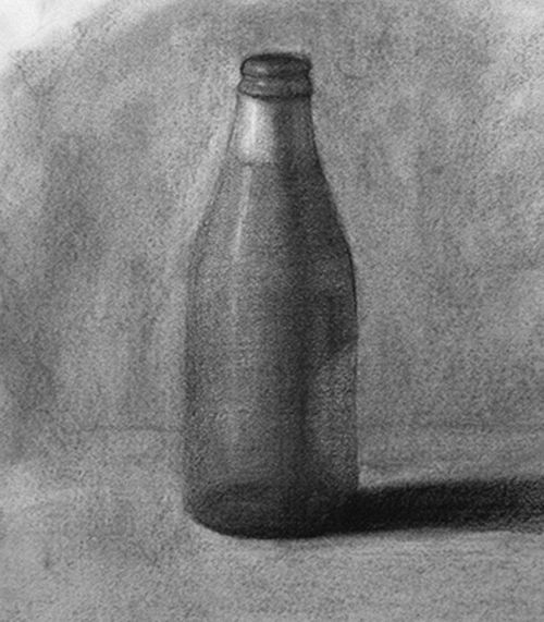 Study of a Bottle diagram image