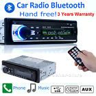 Car Radio Audio Bluetooth 1 DIN In Dash SD/USB IPOD Aux Input FM Stereo HeadUnit  Price 14.5 USD 19 Bids. End Time: 2017-01-13 04:04:22 PDT