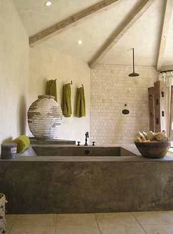 Wendy Owen master bath. Sonoma, CA