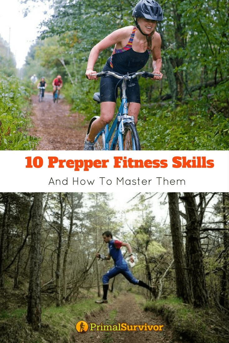 Fitness training for Preppers. Find out the exercises you need to be doing now to increase your chances of survival when shtf. | Posted by: SurvivalofthePrepped.com