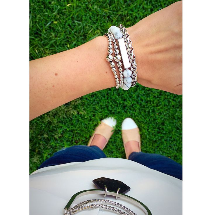 News | Liel and Lentz #Jewelry #Bracelet #RoseGold #Silver #Minimal #Fashion #Modern