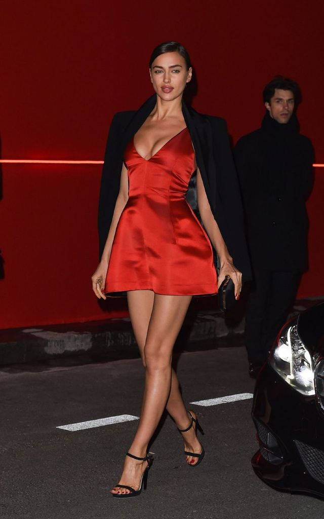 Irina Shayk – L'oreal Red Obsession Party In Paris : Global Celebrtities (F) FunFunky.com