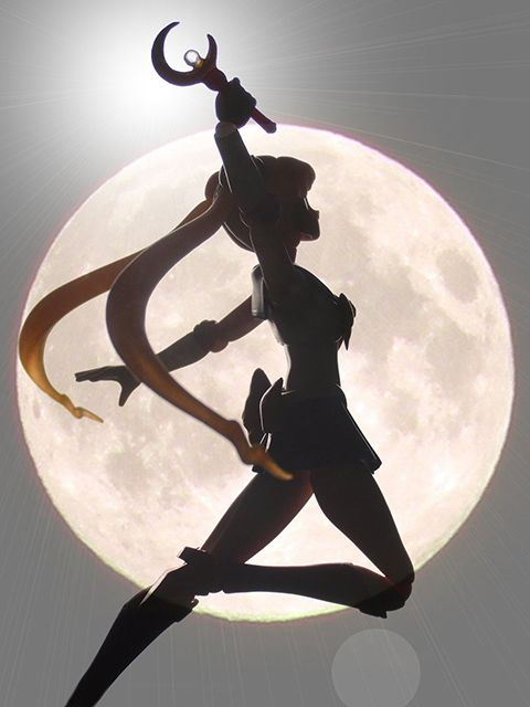 "Tamashii Nations Figuarts: Sailor Moon; ""Moon Healing Escalation!"""