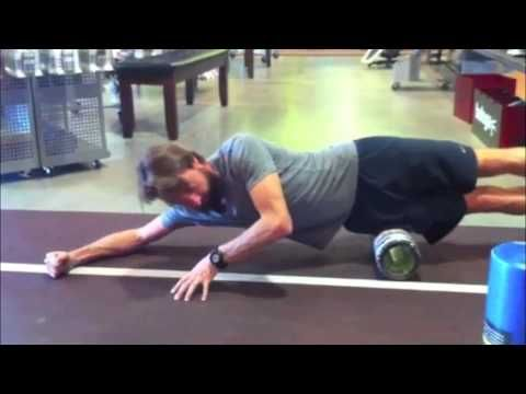 Injury Prevention: How to foam roll IT band and quads - YouTube - Texas Running Company's Ryan shows you how to massage (and provide therapeutic myofascial release to) quadriceps and the iliotibial band