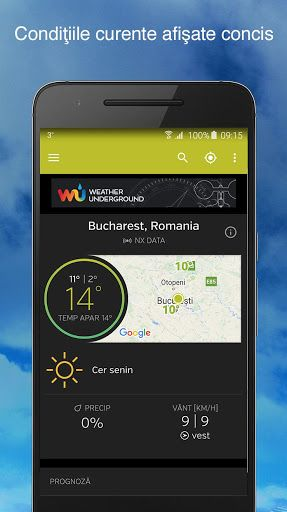 Weather Underground: Forecasts v5.7 [Premium]   Weather Underground: Forecasts v5.7 [Premium]Requirements:4.0Overview:The new Weather Underground Android app provides the world's most accurate hyper-local weather forecasts in addition to interactive radar satellite maps and severe weather alerts.  Powered by our unique community of weather enthusiasts reporting live data from weather stations in their own backyards this crowd-sourced data generates forecasts targeted to your precise…
