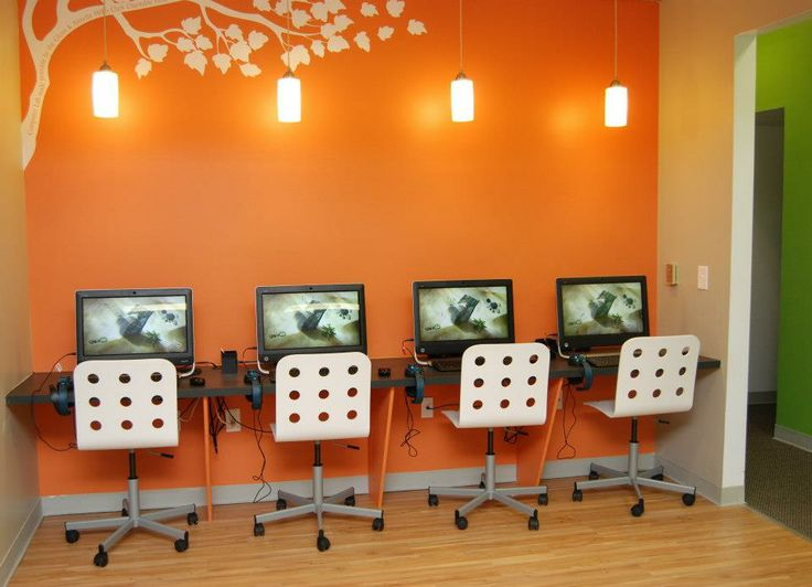 Computer Classroom Design Ideas ~ Best computer lab design ideas on pinterest display