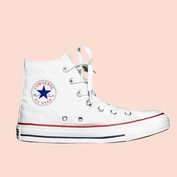 Converse U All Star Hi -tennari aikuisille 64,90 €. Useita värejä. Löytyy myös lasten malli. Stadium, 1. ja 2. krs.