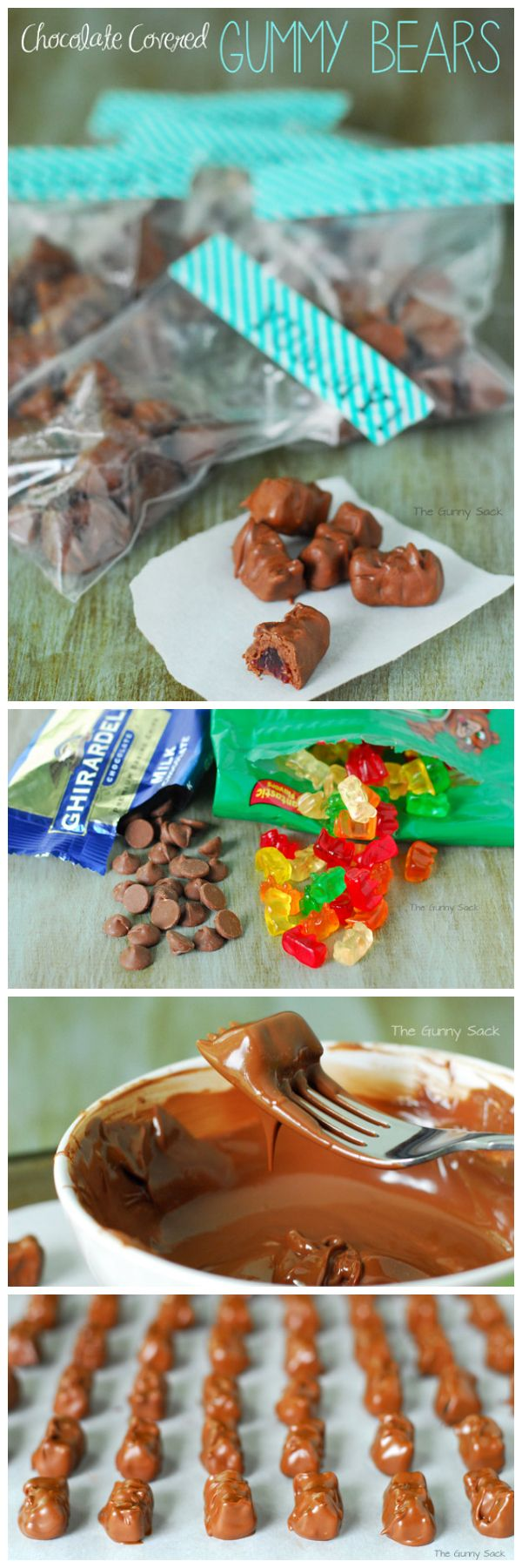 Best 20+ Chocolate covered gummy bears ideas on Pinterest ...