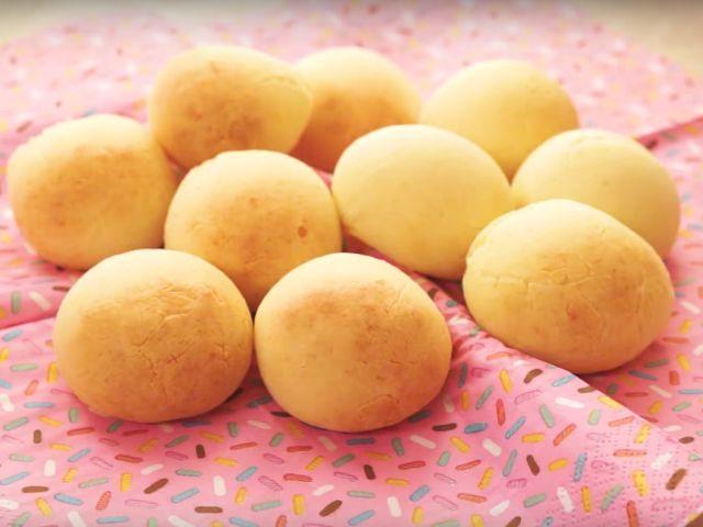 材料つで発酵いらずもちもちーずパンの作り方