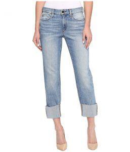 Joe's Jeans Smith Mid-Rise Straight Crop in Perez (Perez) Women's Jeans