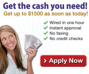 faxless loans no credit check