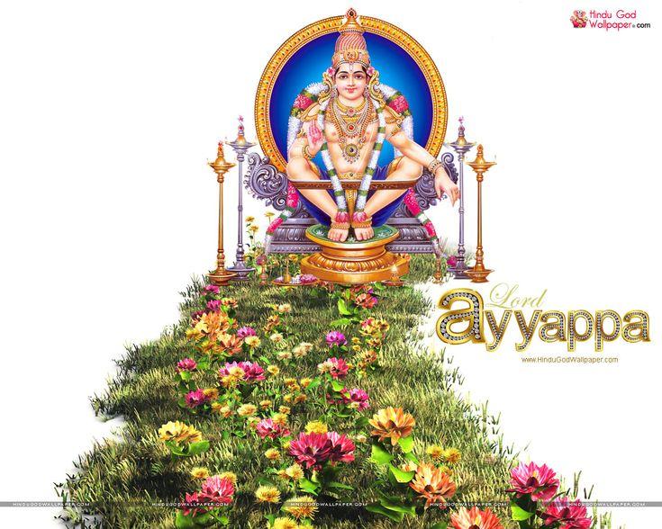 Ayyappa Swamy HD Wallpapers