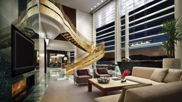 Really hope to be rich to stay in this suite with friends!!!