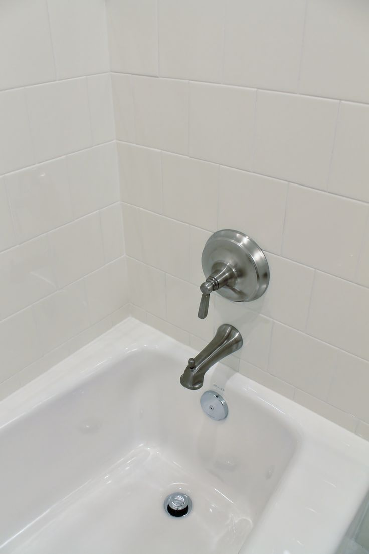 Guest Bath by CWI Builders