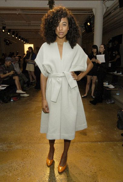 Corrine Bailey Rae {Her Hair, Her Style} She is giving me everything!!