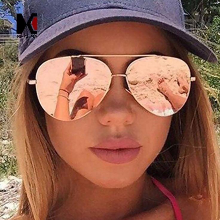 Fashion Women Polarized Sunglasses Brand Designer Classic 10 Colors Men Fishing Sunglasses Metal Frame Mirror Coating