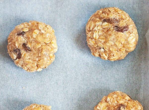 Ulubione ciasteczka owsiane » Jadłonomia · wegańskie przepisy nie tylko dla wegan