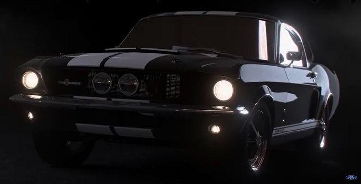 Több, mint 700 lóerővel jön az új Mustang Shelby GT500