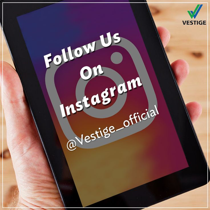 You can follow us on Instagram- @Vestige_Official  Wish you wellth. ‪#‎VestigeGoesDigital‬