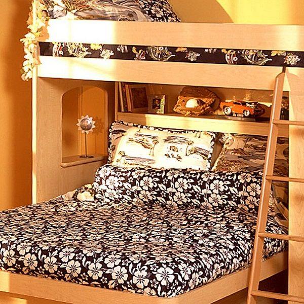 Best Half Price Bunk Bed Huggers Attic Remodel Bedroom 400 x 300