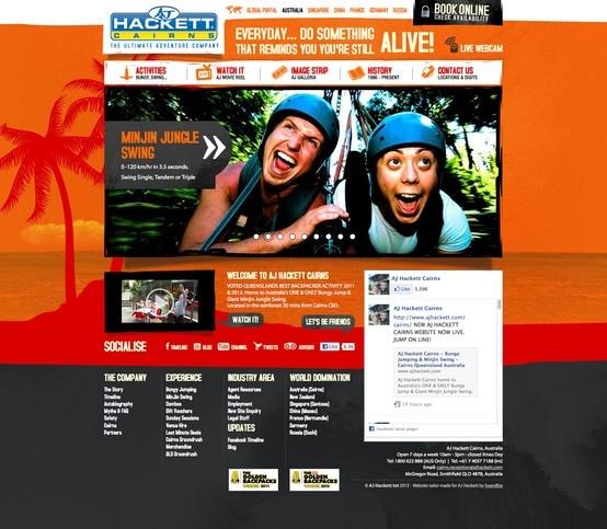 AJ Hackett Australia (Cairns). http://www.ajhackett.com/cairns