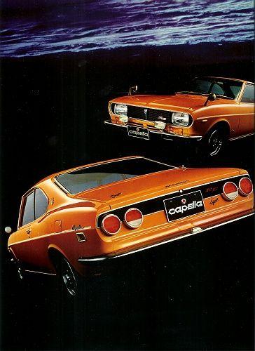 Mazda Capella -ss