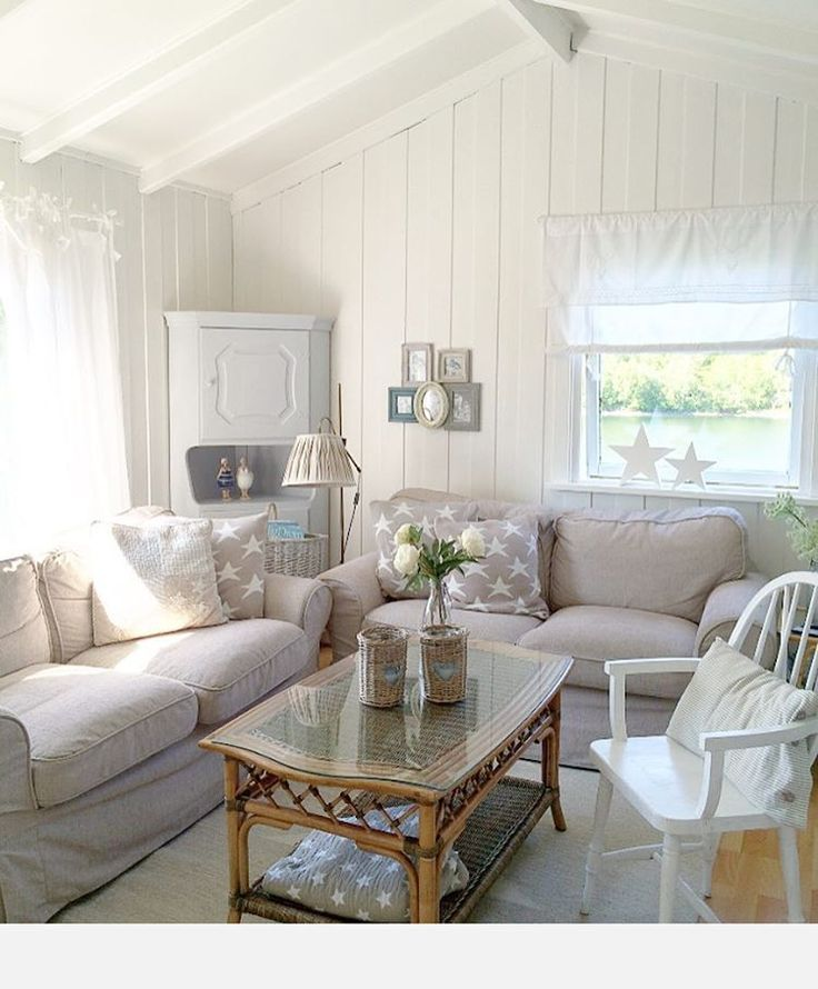 Shabby and Charme: Una carinissima summer house in Norvegia