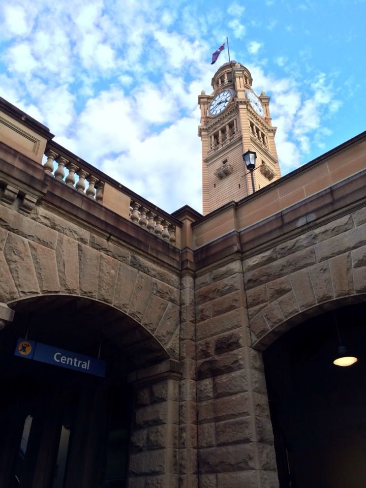Central Station (Grand Concourse) in Sydney, NSW