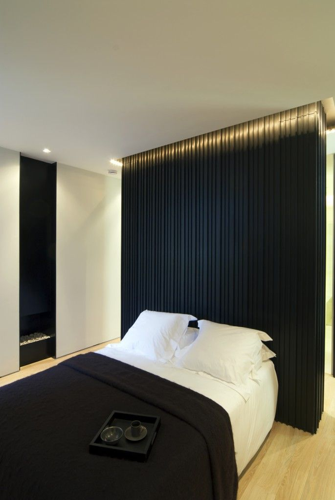 Fireplace Kensington Flat 2 | Viewport Studio