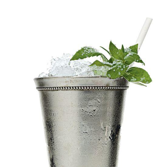 Mint Julep // More Garden-to-Glass Cocktails: http://www.foodandwine.com/slideshows/garden-to-glass-cocktails/1 #foodandwine