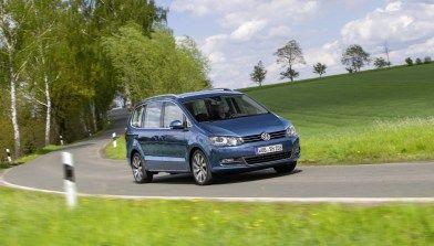 Test: VW Sharan