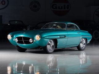 Fiat 8V Supersonic – 1953