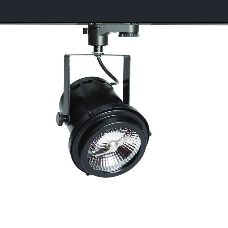 The black TRi-PIN-LED - from Photec Lighting