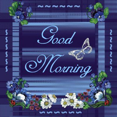 Good morning glitter gifs
