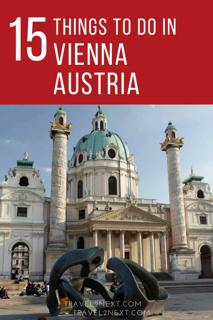 things to do in vienna