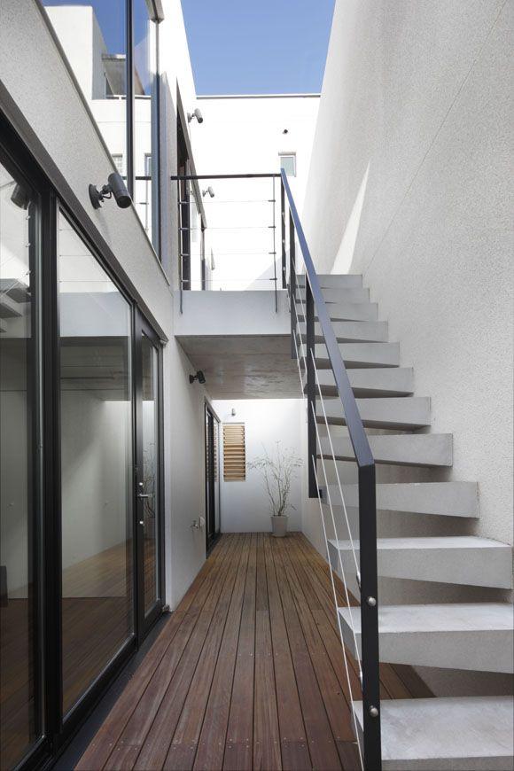 コンクリート・RC造の家 快適な住まいを実現する二重の壁 アーキッシュギャラリー