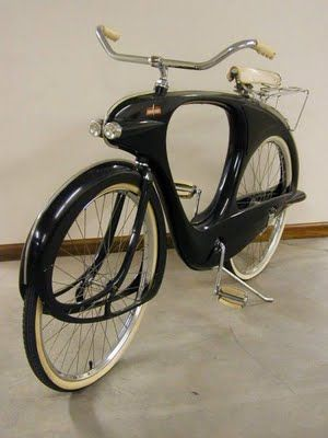 Ride a crazy bike. So grand!