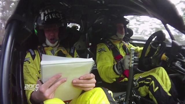 Fantastic action footage, on-board cameras of the Proton Motorsport team in action, leading up to the Rally Queensland. Drivers PG Andersson (Sweden) and Alister McRae(UK) talk about the event and the battle with MRF Skoda.