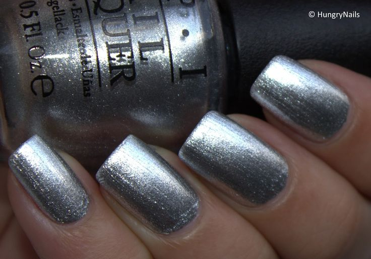 OPI   TURN ON THE HAUTE LIGHT
