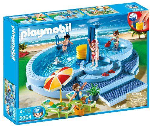 Playmobil pool best toys for kids 2018 - Piscina toys r us ...