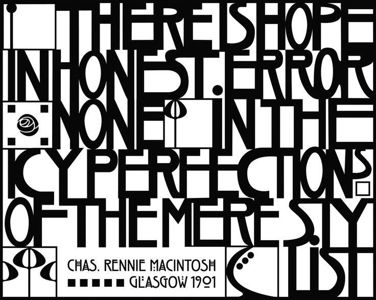 charles rennie mackintosh graphic design Google Search