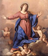 Solemnity of the Assumption of the Blessed Virgin Mary: On November 1, 1950…