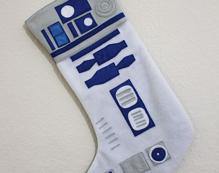 I am *so* excited about this project! It is an R2-D2 inspired Christmas stocking for my Star Wars obsessed husband! I am even more exci...