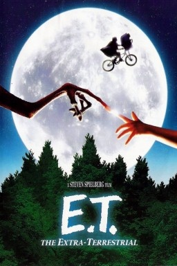 E.T.: The Extra-Terrestrial- One of my favourite childhood movies. wait what am i talking about? I still love to watch it now!! Oh and yes i do still cry!! ♥ Et phone home... Et phone home.... hehehe! ♥