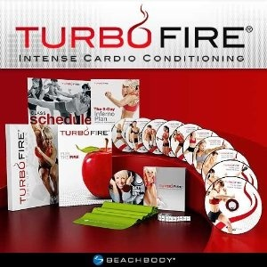 Chalene Johnson's Turbo Fire program