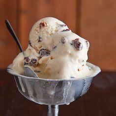 Rum Raisin Ice Cream