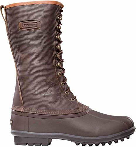 Mens LaCrosse 12 inch Mountaineer 200  gram Thinsulate Insulation Pac Boots Brown *** Learn more by visiting the image link.